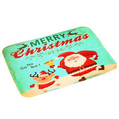 Christmas Decorations Flanel Christmas Mat Carpet