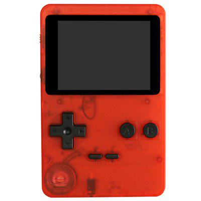 Mini Rechargeable Pocket Machine 2.8-inch HD Color Screen Palm Game Console External TV Built-in 200 8-bit Classic Games
