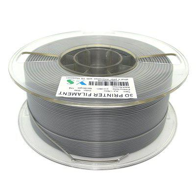 Excellent Plastic 3D Printer PLA Filament Silk 1.75mm 1kg Spool