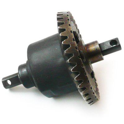 HG High Speed Model Car Accessories Front And Rear Axle Differential Metal Differential