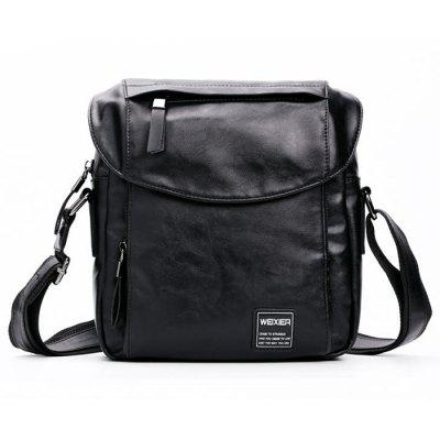 Waterproof Retro Shoulder Bag for Men