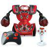 Boxing Battle Robot Intelligent Remote Control Toy for Children - MULTI