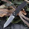 Ganzo Firebird F7562 - CF Pocket Axis Lock Folding Knife Collection - BLACK