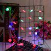 LED Colorful Waterproof Holiday Decoration Light - WHITE
