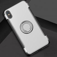 Mobile Phone Shell Ring Armor Phone Case For iPhone X