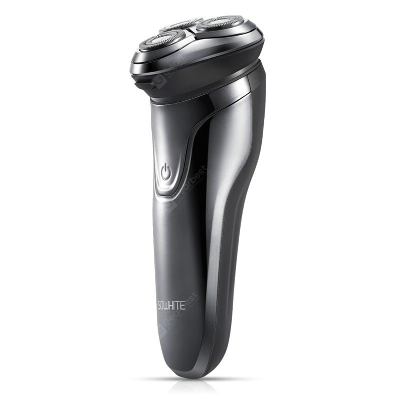 So White ES3 3D Smart Floating Blade Head Razor from Xiaomi youpin