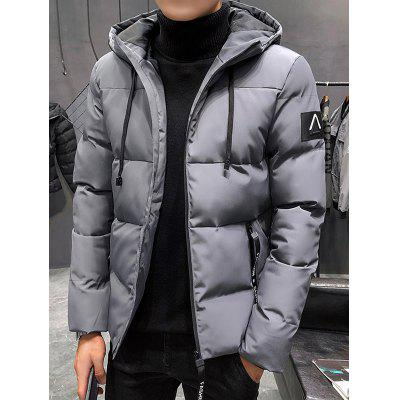Winter Men's Tide Warm Cotton Coat
