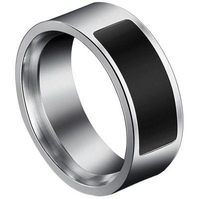 Stainless Steel Access Control NFC Smart Ring