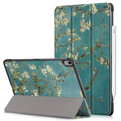 Tri-fold Painted Protective Case For iPad Pro11