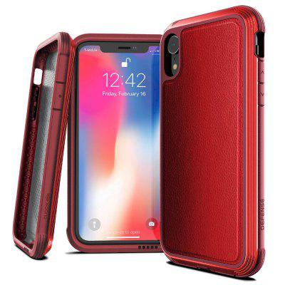 Metal Frame Mobile Phone Case for iPhone XS Max