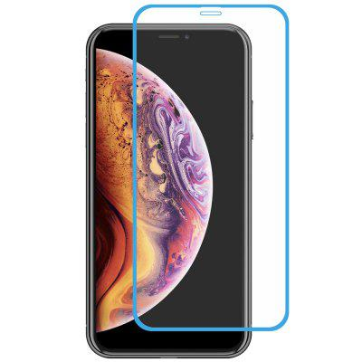 Hat-Prince Full-size 0.26mm 9H 2.5D Full-screen Tempered Glass Color Protective Film for iPhone XR