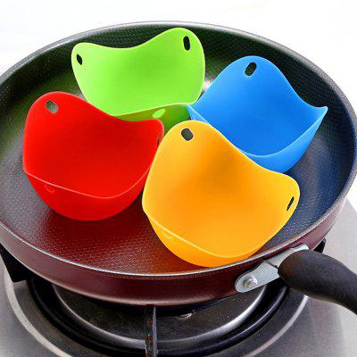 Fashion Heat-resistant Silicone Egg Cooker
