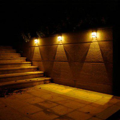Multifunctional Solar Wall Garden Lamp
