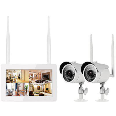 7 inch Security Monitoring Camera
