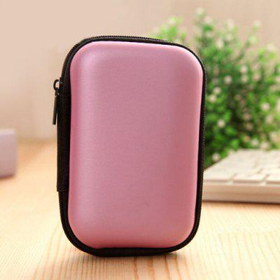 Travel Mobile Phone / Data Cable Storage Bag