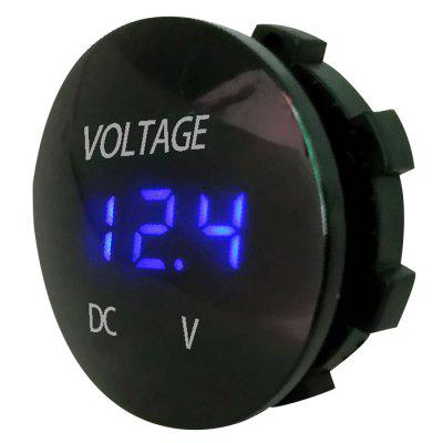 Car Digital Display Voltmeter
