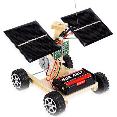 Technologie Kleine Produktion Diy Solar Remote Racing