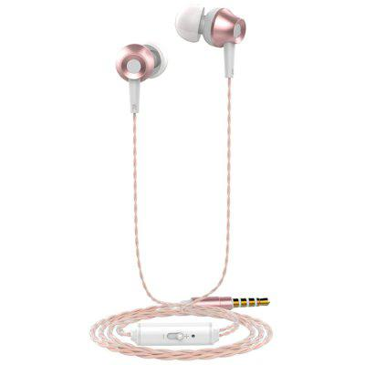 Langsdom M299 Metal Headphones Wired Headphones In-ear with Tuning Ear Plugs For Apple Phone