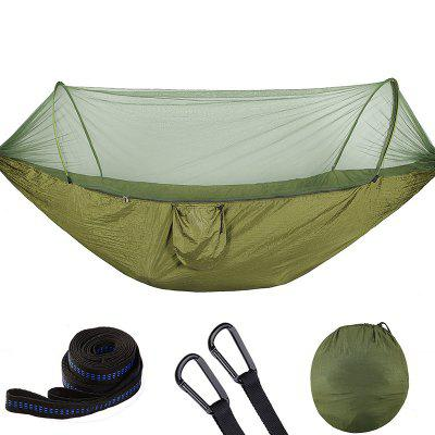 290 x 140CM Automatic Quick Opening With Mosquito Net Hammock
