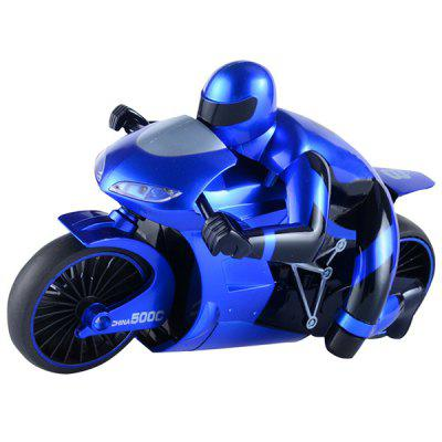 CSRC-22 Children Toy Simulation Model Rechargeable High Speed ​​Drift Car Cool Light Remote Control Motorcycle Toy