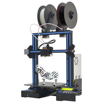 Gearbest Geeetech A10M Mix-color 3D Printer