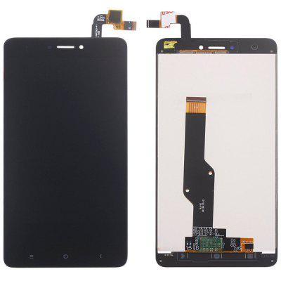 Black Screen Assembly for Xiaomi Redmi Note4X