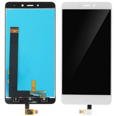 White Screen Assembly for Xiaomi Redmi Note4