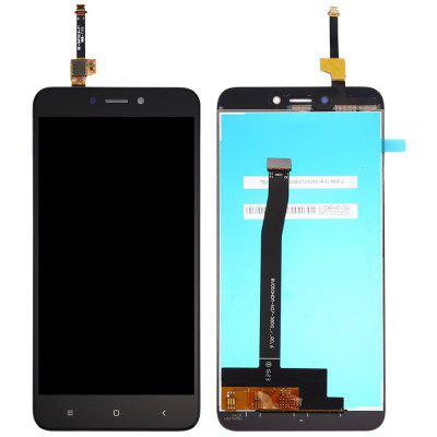 Black Screen Assembly for Xiaomi Redmi 4X