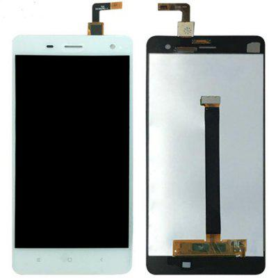 White LCD Screen Assembly for Xiaomi Mi 4