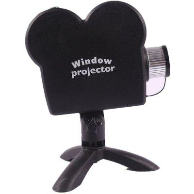 Halloween / Christmas Projection Lamp Window Projector