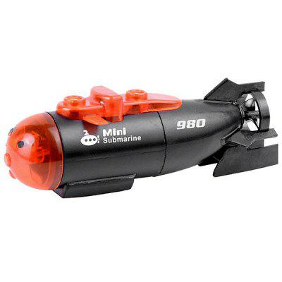 Mini Remote Control Submarine Kids Water Toy