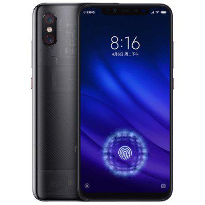 Gearbest $499.99 for Xiaomi Mi 8 Pro 4G Phablet Global Version - TRANSPARENT promotion