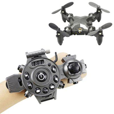 Pocket Mini Reloj Plegable Tipo RC Drone