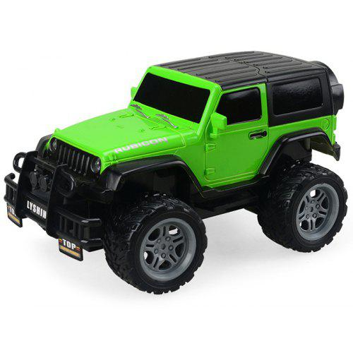 6061 Four-way Remote Control Car Rechargeable Model Toy