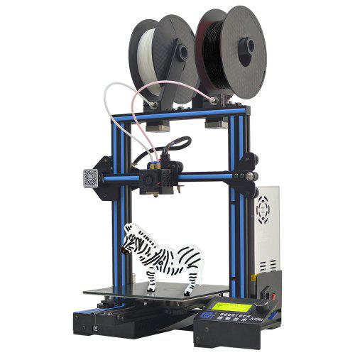 Geeetech A10M Mix-color 3D Printer