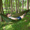 290 x 140CM Automatic Quick Opening With Mosquito Net Hammock - ARMY GREEN