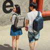 90FUN Classic Business Backpack Simple Casual Fashion Backpack from Xiaomi youpin - PEACOCK BLUE
