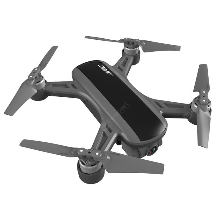 JJRC X9 5G WiFi FPV RC Drone - RTF 1080P Camera GPS Optical Flow Positioning - Black with 1 Battery