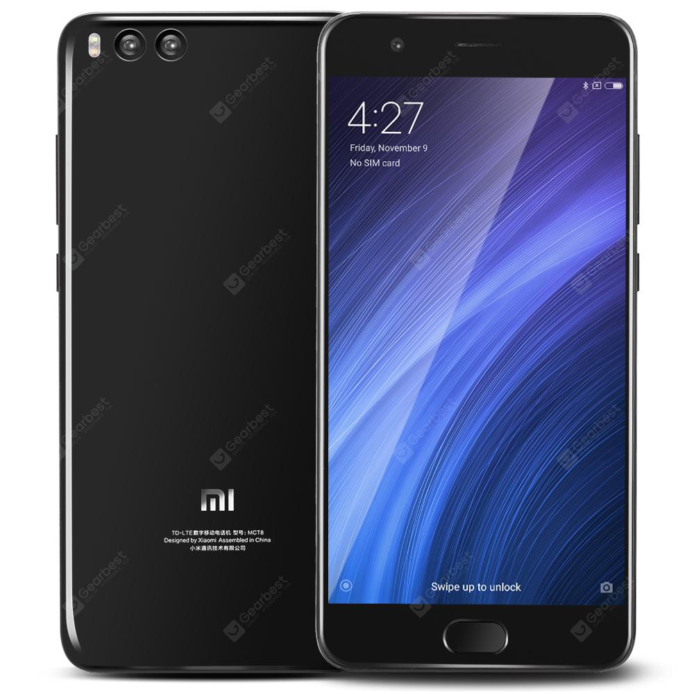 Xiaomi Mi Note 3 4G Phablet International Version - Black
