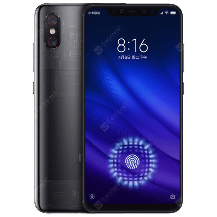 Xiaomi Mi 8 Pro 4G Phablet 6.21 inch Android 8.1 Snapdragon 845 Octa Core 2.8GHz 8GB RAM 128GB ROM 12.0MP + 12.0MP Rear Camera 20.0MP Front Camera Fingerprint Sensor 3000mAh Built-in