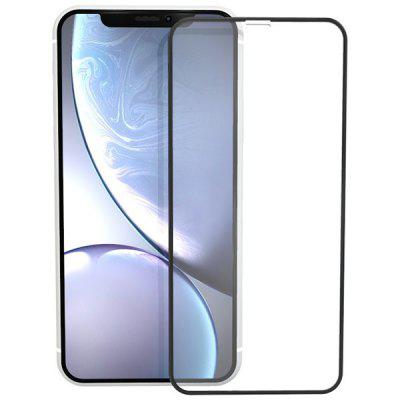 ZK Silk Tempered Glass Displaybescherming voor iPhone XR
