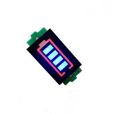 Li-po Battery Indicator Display Board Power Storage Monitor