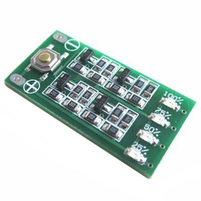 3S 11.1V 12V 12.6V Lipo Battery Level Power Display Indicator Board
