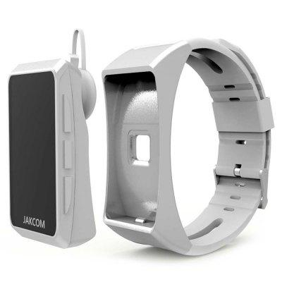 JAKCOM B3 OLED Bluetooth Smart Bracelet with Headset