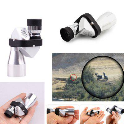 8 x 20 Mini Corner HD Golf Optical Outdoor Monocular Telescope
