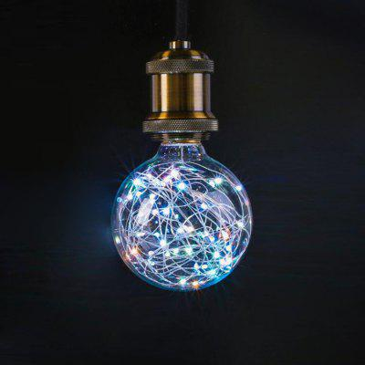 Retro Thick Glass LED Bulb