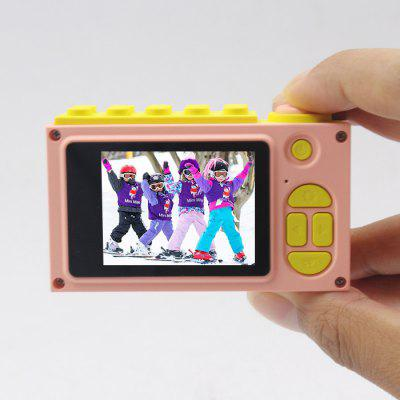 Large Screen Children Digital Camera Underwater HD Waterproof Dustproof Anti-fall Shooting