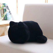 Cute Fat Back Cat Pillow Doll