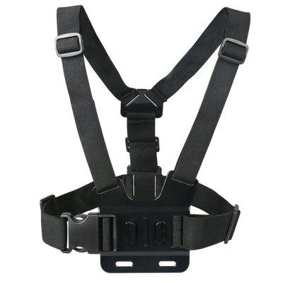 Chest Strap Action Camera Mount for GoPro / SJCAM / YI Sports Cameras