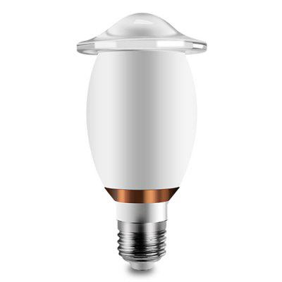 LED Ion Jellyfish Air Purification Lamp Lighting Dimming Bulb